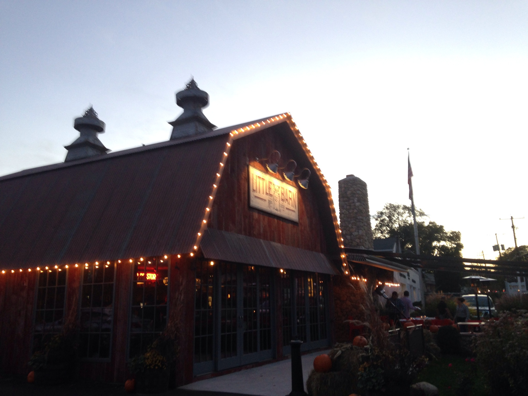 little barn in westport is anything but little – savory sweet eats